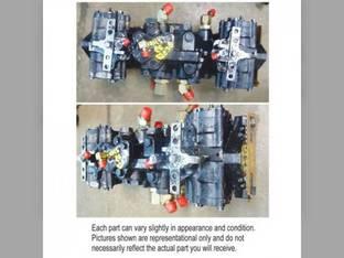 Used Hydrostatic Drive Pump Case 445 440 87043501