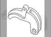 Arm, Draft/Pull, Pivot Ball Retainer