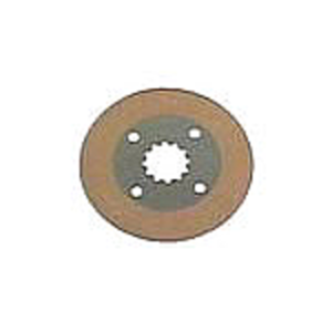 Fiber Friction Disk for Wet Brakes