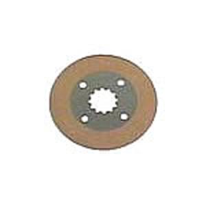 Fiber Friction Disk for Wet Brakes