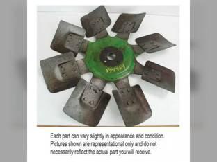 Used Cooling Fan John Deere 770B 770AH 4240 770A 340D 548D 672B 440D 672A 4430 448D 770 540D 670B 540B 670A 4350 693B 4630 772AH 4240S 440C 772A 4440 AR85892