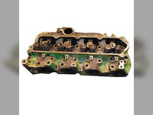 Remanufactured Cylinder Head John Deere 6410 6410 5510 5510 5425 5425 6420 6420 6405 6405 5410 5410 6120 6120 6320 6320 5520 5520 5420 5420 5525 5525 6415 6415 6110 6110 6210 6210 6220 6220 6310 6310