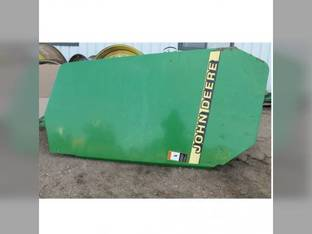 Used Side Door - RH John Deere 466 467 468 469 566 567 568 569 AE55890