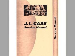 Service Manual - CA-S-400 G&D Case 400 400