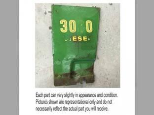 Used Side Panel - LH John Deere 3010 3020 AR26853