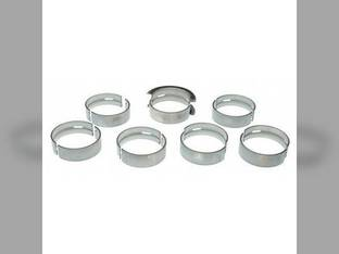 "Main Bearings - .010"" Oversize - Set Case IH 7150 9230 7110 9240 9210 9110 7240 7220 7230 9130 7140 9310 9330 7120 7130 7250 7210 White 6175 160 170 6195 185 195 Case 721 821 Cummins 6T-830 6TA-830"