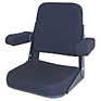 Seat Assembly - Black Fabric