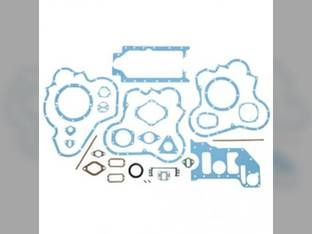 Conversion Gasket Set Massey Ferguson 4500 30 2135 235 2200 203 240 154 250 2500 135 200 245 150 202 205 230 20 40 40 Allis Chalmers 6040 160 4222817M91 58013 731762M91 735232M1 735232M91 735708M91