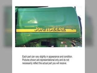 Used Gull Wing Door John Deere 9880 STS 9860 STS 9750 STS 9660 STS 9560 STS AH150946