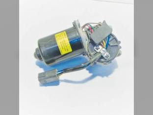 Used Windshield Wiper Motor Case IH MXU100 MXU100 Maxxum 115 Maxxum 115 MXU110 MXU110 Maxxum 125 Maxxum 125 Maxxum 110 Maxxum 110 New Holland T6020 T6020 T6030 T6030 T6050 T6050 T6070 T6070