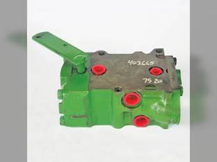 Used Selective Control Valve John Deere 7020 7520