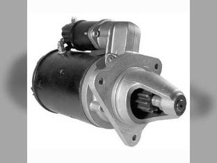 Remanufactured Starter - Lucas Style (17648) Allis Chalmers 6070 6060 6080 8010 180 185 840 200 256898 Gleaner F3 70273902