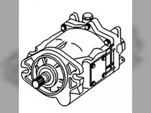 Remanufactured Hydraulic Pump John Deere 7200 7210 7400 7410 7505 7510 7600 7700 7800 7810 7610 7710 7810 AL75305