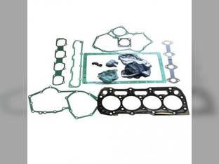 Full Gasket Set New Holland 3050 TT50A TC45DA TC45D 3040 T2320 TC40DA TC48DA T2310 3045 TC45 LX565 T2330 TT45A TC55DA TC45A LS160 LS170 TC40 TC40D L565 Ford 2120 1920 3415 U5LC0017