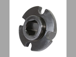 Stalk Roll, Slip Clutch, Hub