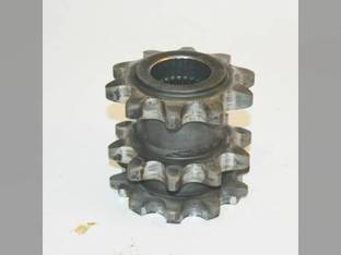 Used Sprocket Assembly Case 60XT 70XT 392869A2