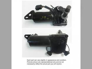 Used Windshield Wiper Motor Left Hand John Deere 4555 4755 4760 4560 4455 4960 4255 4055 4955 RE49521