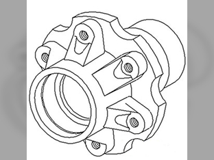 Hub, Front Wheel