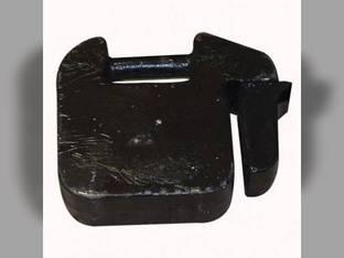 "Weight - Suitcase 41 lbs. 2-1/2"" Thick Black Branson John Deere 328 7775 325 280 8875 6675 240 332 250 320 260 270 317 Cub Cadet Massey Ferguson Mahindra AGCO Challenger / Caterpillar Case IH Yanmar"