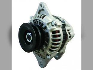 Alternator - Mitsubishi Style (12430) Kubota M120 M120 M120 M126X M126X M126GX M110 M135X M135GX M125X M125X 3M760-64010
