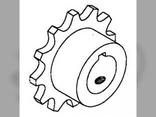Upper Unit Drive Sprocket Gleaner 620 435 440 430 820 630 70584530
