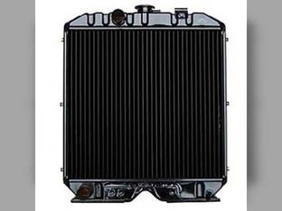 Radiator SBA310101170 Ford 1520 1320 1620 New Holland TC30 SBA310100620