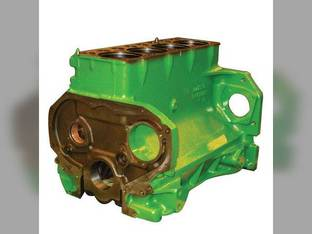 Remanufactured Engine Block - Bare 254CI John Deere 254 3010