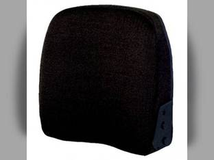 Backrest with Lumbar Support Fabric Black John Deere 4430 4040 4040 4030 9610 4440 4850 4455 6600 7720 9510 9600 6600 4250 4650 7700 6620 7700 9410 9500 4050 4230 4240 4450 4630 4640 9400 9400 4240