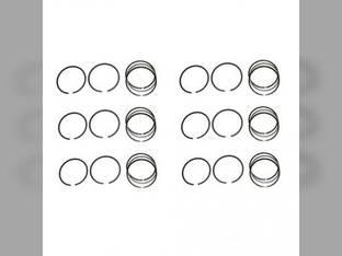 Piston Ring Set - Standard - 6 Cylinder Case 1175 1270 1170 451BDT