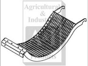 Concave, Grain