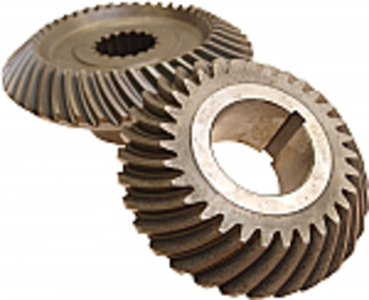 Separator Bevel Gears