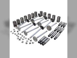 Valve Train Kit Case 1080 1150 1155D 1280 1285 1450 1570 2594 2670 2290 2390 2470 2590 3294 2394 2294 2094 2090 1370 1470 4490 4494 4694 4690 W18B W20 W24C W30