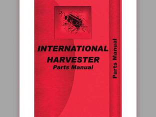 Parts Manual - 1456 21456 International 21456 21456 1456 1456
