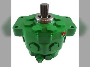 Pump, Hydraulic, Assembly