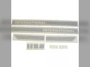 Decal Set International 986
