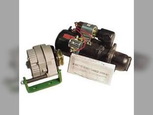 24V to 12V Conversion Kit John Deere 5020 5010