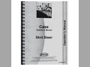 Operator's Manual - CA-O-1845B LDR Case 1845B