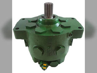 Hydraulic Pump, Assembly