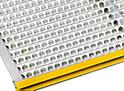 Rigid Air Foil Chaffer - Long Shoe