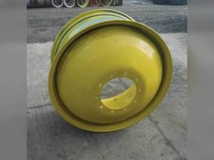 "Used 18"" x 38"" Outer Dual Rim - Rear John Deere 9650 STS 9650 9660 STS 9770 STS 9860 STS 9570 STS 9760 STS 7750 9660 CTS 7550 7450 9750 STS S660 9870 STS 7250 9670 STS S550 S670 9650 CTS 7350 9660"