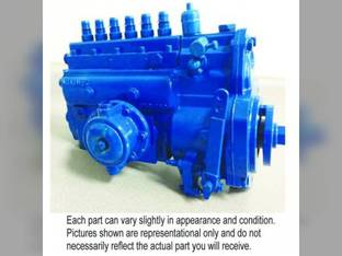 Used Injection Pump Ford TW25 TW35 TW5 8730 TW15 E2NN9A543FC