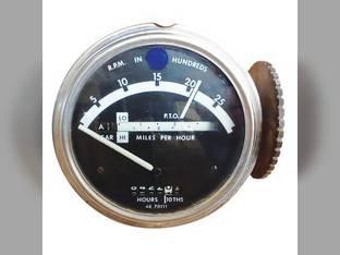 Used Tachometer Gauge John Deere 8430 8630 AR70111