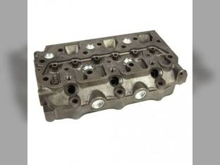 Remanufactured Cylinder Head New Holland LX485 TC30 TC35D LS140 MC35 TC35 LS150 TC33 SBA111017540