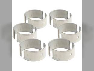 "Connecting Rod Bearing - .020"" Oversize - Set Massey Ferguson 1105 1135 1130 735440M1 White 2-110 2-105 Perkins 6354.4 6354.4"