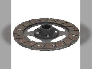 Clutch Disc International Cub Lo-Boy Cub 351773R91 Massey Harris Pacer Pony 500374M92 Allis Chalmers G 70800662
