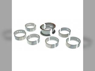 "Main Bearings - .010"" Oversize - Set International 1206 1456 DT361 806 1256 DT407 1026 856 D361 D407 332276R91"
