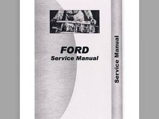 Service Manual - FO-S-FO S+PMAJ Ford Major Major Super Major Super Major