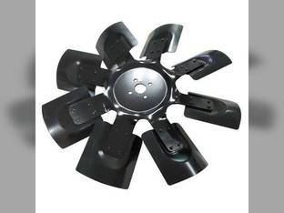 Cooling Fan - 8 Blade John Deere 770B 770AH 770A 440D 4430 448D 770 540D 693B 672A 772AH 4240S 4240 340D 548D 672B 4630 440C 772A 4440 670B 540B 670A 4350 AR85892