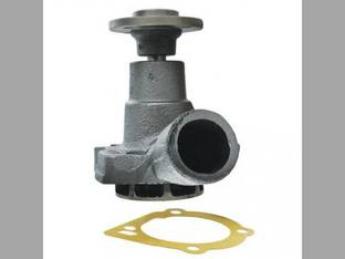 Water Pump Ford 5000 Major Super Major 81411996
