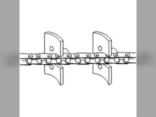 Used Return Grain Elevator Chain International 1460 1470 1480 1440 192736C93